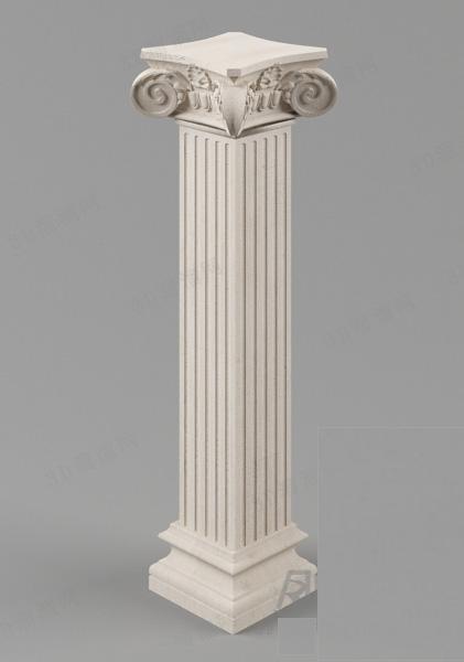 罗马柱-2